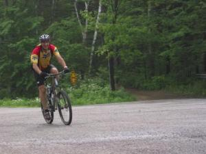 Moraine Adventure Relay Race: Mountain Bike stage