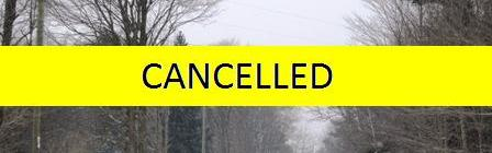 Cancelled Day Trip