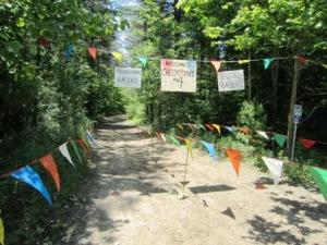 Oak Ridges Moraine Adventure Race Checkpoint 4