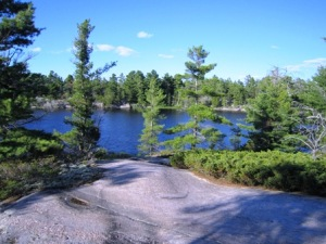 Grundy Lake Provincial Park: Gut Lake Trail